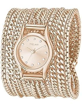 Noelani Damen-Armbanduhr Alloy Wickelarmband Analog Quarz 567732
