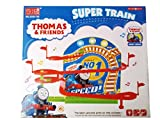#10: Thomas & Friends Super Train Track Toy Set