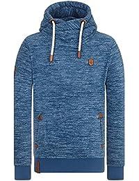 4f0e537747c Sweater Hooded Men Naketano Was Marxloh Pimped Hoodie