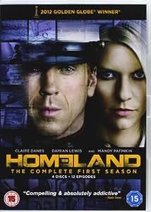 Homeland - Season 1 [DVD]