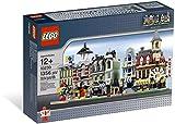 LEGO 10230VIP Set Module mini, Miniatur-Versionen der 5ersten Spiele Module (Coffeeshop, Markt, Verdulería, Feuerwehrstation und Kaufhäusern)