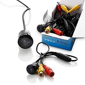 AGM® E305 Caméra de vue arrière caméra de recul Étanche Couleur CMOS PAL / NTSC