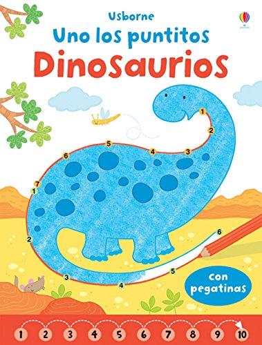 Dinosaurios. Uno Los Puntitos