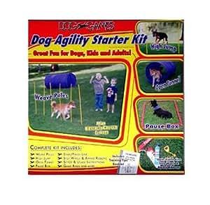 Dog Games Kit de Démarrage Agilité Chien DG40100