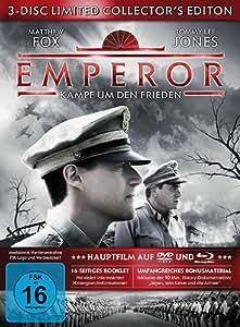 Emperor - Kampf um den Frieden - Mediabook [Blu-ray + 2 DVDs] [Limited Collector's Edition] [Limited Edition]