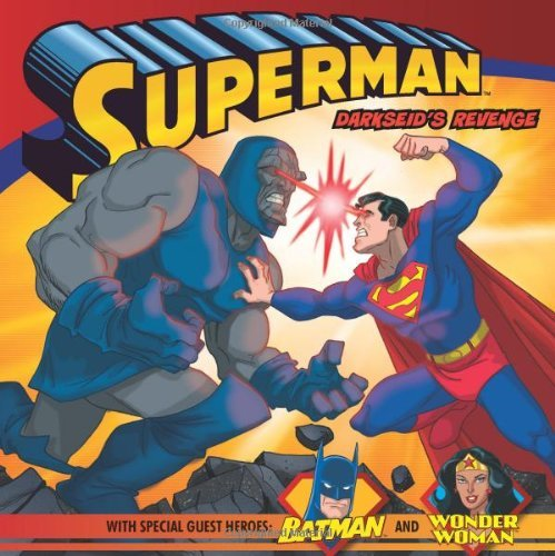 Superman: Darkseid's Revenge (Superman (Harper)) by Devan Aptekar (7-Feb-2012) Paperback