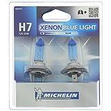 Michelin 008757 Blue Light 2 Ampoules H7 12 V 55W