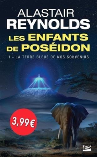 Les Enfants de Poséidon, T1 : La Terre bleue de nos souvenirs - OP PETITS PRIX IMAGINAIRE 2018