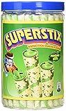Super Stix Pandan Flavour Wafer Stick 324 g
