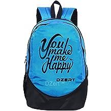 School Bag Backpack 30 Liters For Boys/Girls Polyester Lightweight Bag