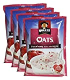 #10: Hypercity Combo - Quaker Oats Strawberry and Apple, 40g (Buy 3 Get 1, 4 Pieces) Promo Pack