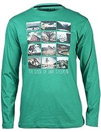 Amazon.es  TERNUA - Errekamendi   Camisetas 6deb79b783b0c