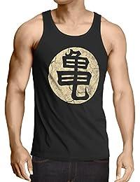 style3 Goku Roshis Turtle School Débardeur Homme Tank Top