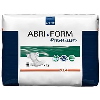 Abena Abri-Form Premium XL4 110-170 cm Hüfte-Taille-Größe, All-In-One, 4000 ml