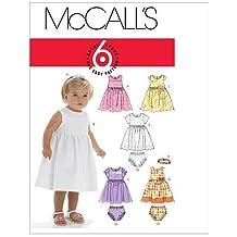 McCall s Patterns M6015 - Cartamodello per cucire abiti 3f294d42e7b