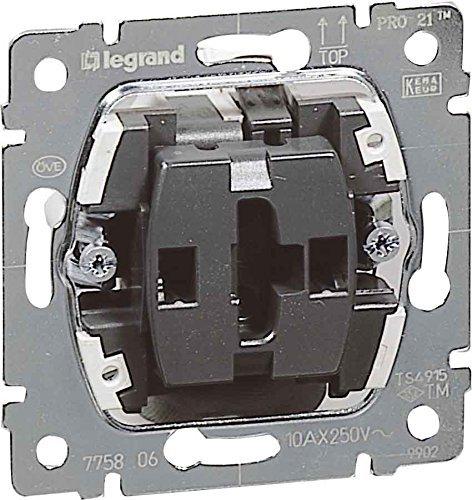 Legrand Universal Aus/Wechselschalter DBPRO 21, 775806 - 2 Stück