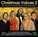 Christmas Voices 2 - Featuring Alfie Boe, Katherine Jenkins, Pavarotti & Many More