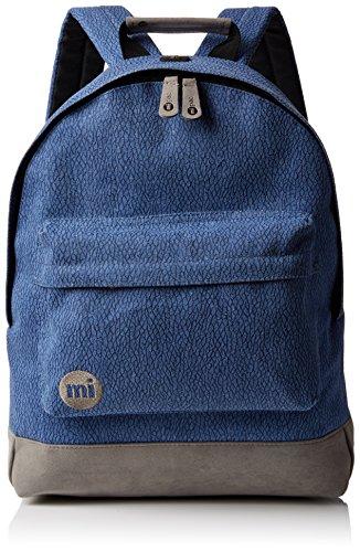 Mi-Pac Mono Maritime Rucksack Einheitsgröße blau