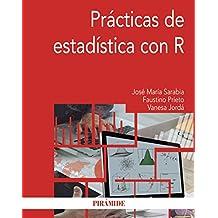 Prácticas de estadística con R (Economía Y Empresa)