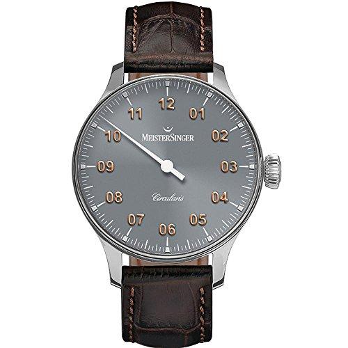Meistersinger reloj hombre Circularis CC307