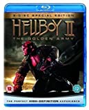 Hellboy 2: The Golden Army [Blu-ray] [2008] [Region Free]