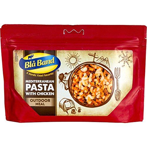 Blå Band Mediterane Pasta mit Hühnchen Trekkingnahrung Outdoor-Essen