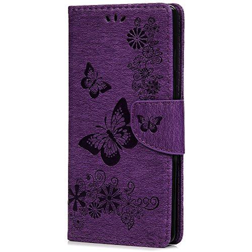 Vagenno Samsung Galaxy Note 9 Coque Violet