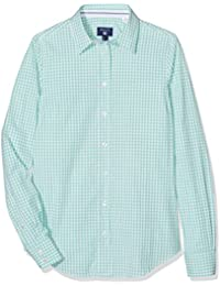 Gant Broadcloth Stretch Gingham Shirt, Blusa para Mujer