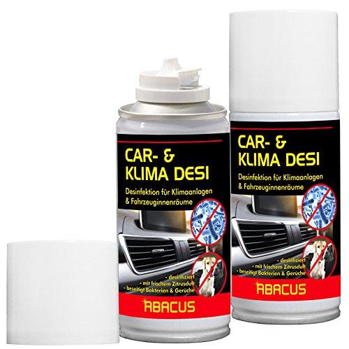 car-clima-desi-2-x-150-ml-clima-detergente-per-climatizzatore-clima-disinfezione-disinfettante-per-c