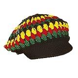Widmann Reggae Häkelmütze