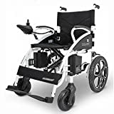 JL-Q Elektro-Rollstuhlfahrer Behindert Rollstuhl Falten tragbaren multifunktionalen elektrischen Rollstuhl Alten Roller