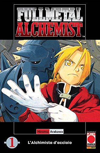 FullMetal alchemist: 1
