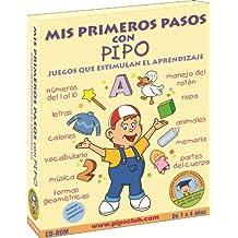 MIS PRIMEROS PASOS CON PIPO