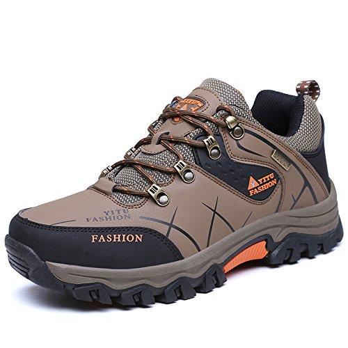di Grandi dimensioniScarpe da Uomo, Scarpe da Trekking, Scarpe da Uomo Impermeabili, Scarpe da Passeggio Unisex, Scarpe da Trekking