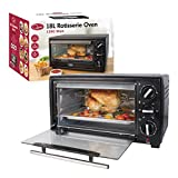 Quest Benross Mini Oven with Rotisserie, 18 Litre, 1280 Watt
