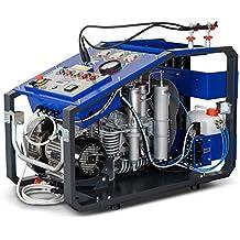 HTD MCH13 Ergo - Compresor de Aire (235 L/min) 330bar, Doble