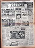 Telecharger Livres AURORE L du 12 09 1958 LE REFERENDUM IKE ADJURE PEKIN DE RENONCER A L EMPLOI DE LA FORCE SALON DE BRICOLAGE (PDF,EPUB,MOBI) gratuits en Francaise