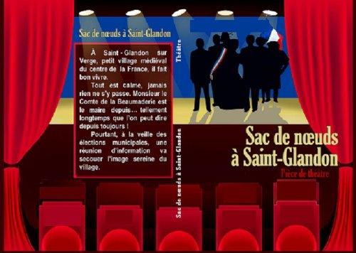 Couverture du livre Sac de noeuds à Saint-Glandon
