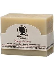 noire Ô naturel Savon d'Antan Nuage de Coco 100 g