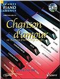 Telecharger Livres Chanson d Amour 16 Famous French Pop Songs PIANO Partition (PDF,EPUB,MOBI) gratuits en Francaise