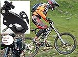 Letrino Rollei Bullet 3S/4S 5s 50s wifi Lenker Motorrad Lenker Rohr Klemme Bike Halter
