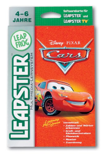 LeapFrog 42287043 - Leapster Software: Disney-Pixar - Leapster Autos Leapfrog
