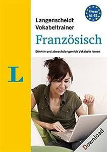 Langenscheidt Vokabeltrainer 7.0 Französisch [PC Download]