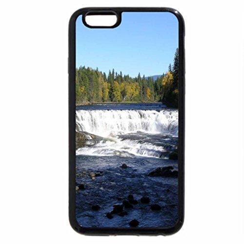 iPhone 6S / iPhone 6 Case (Black) Dawson Falls - Canada