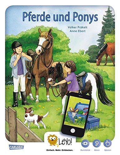 Preisvergleich Produktbild LeYo!: Pferde und Ponys