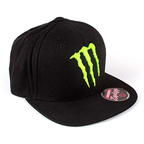 Red Eye Black Monster Hip-Hop For Cap For Men/Women  available at amazon for Rs.199