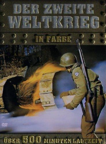 Der Zweite Weltkrieg in Farbe (Metallbox-Edition) [2 DVDs]