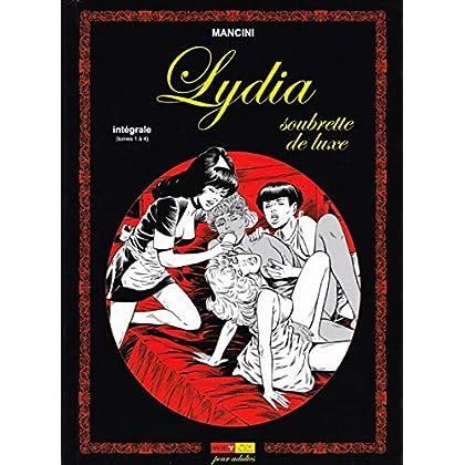 Lydia : Soubrette de luxe, 4 volumes