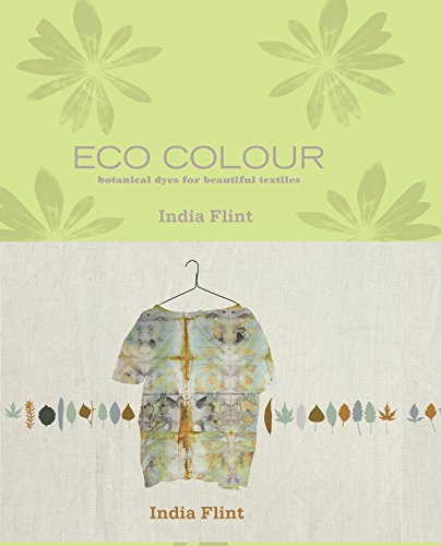 Éco Colour/Anglais: Environmentally Sustainable Dyes