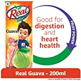 Real Fruit Guava Power, 200ml